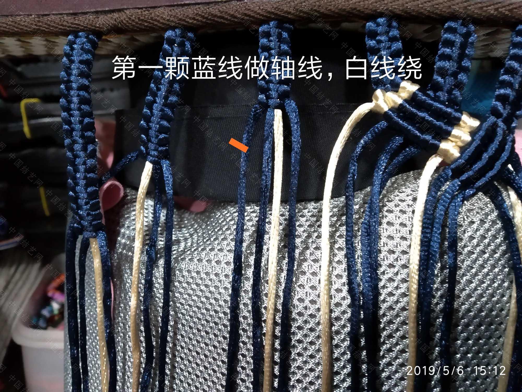 中国结论坛 中国结方块拖鞋44-45码  图文教程区 094821tkiggd7kidkg61hg