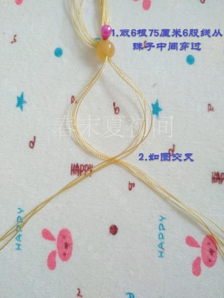中国结论坛 凡素手绳 手绳怎么戴在手上图解,二根绳子编手绳简单,一根绳子怎么编手绳,手把件的绳如何编,一根绳子编手绳 图文教程区 182050g0pxhtzz1zpnrnrr