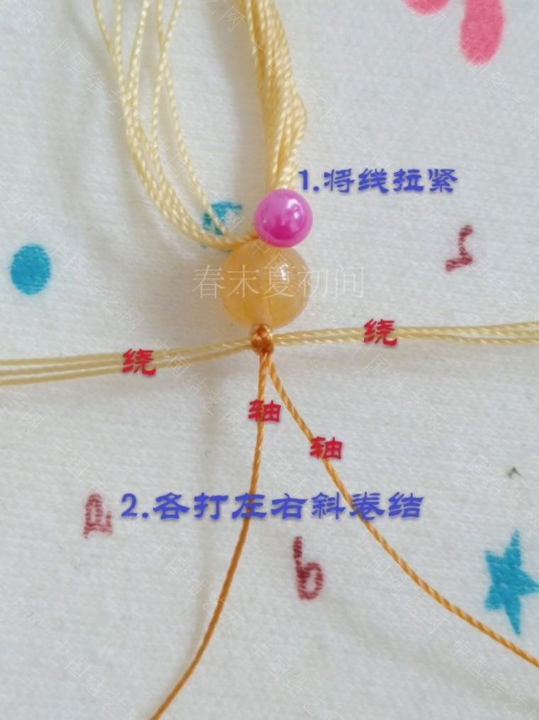 中国结论坛 凡素手绳 手绳怎么戴在手上图解,二根绳子编手绳简单,一根绳子怎么编手绳,手把件的绳如何编,一根绳子编手绳 图文教程区 182051domks6svp6k26r66