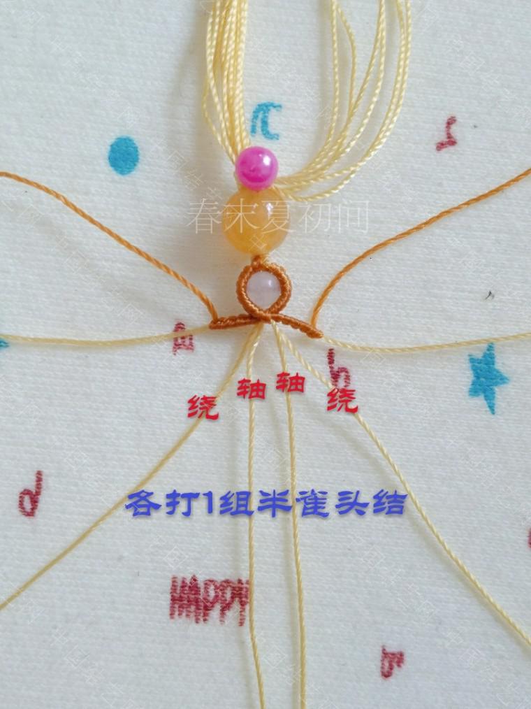 中国结论坛 凡素手绳 手绳怎么戴在手上图解,二根绳子编手绳简单,一根绳子怎么编手绳,手把件的绳如何编,一根绳子编手绳 图文教程区 182058ewaabba0nb5kmaan