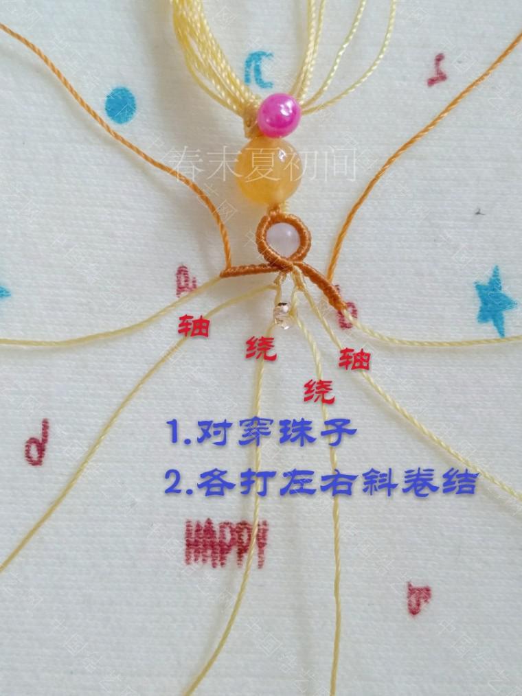 中国结论坛 凡素手绳 手绳怎么戴在手上图解,二根绳子编手绳简单,一根绳子怎么编手绳,手把件的绳如何编,一根绳子编手绳 图文教程区 182059d6mvcv6jr2kkgzax