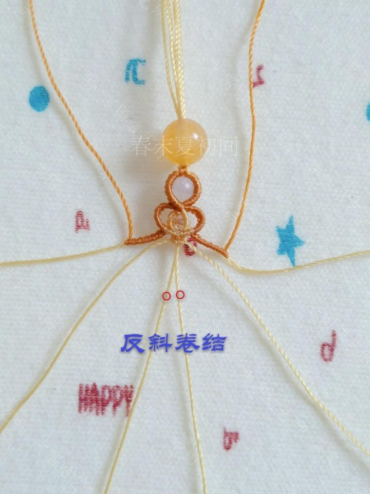 中国结论坛 凡素手绳 手绳怎么戴在手上图解,二根绳子编手绳简单,一根绳子怎么编手绳,手把件的绳如何编,一根绳子编手绳 图文教程区 182102kjx6ccjewjd1uv6u