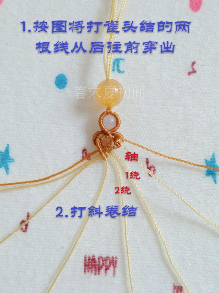 中国结论坛 凡素手绳 手绳怎么戴在手上图解,二根绳子编手绳简单,一根绳子怎么编手绳,手把件的绳如何编,一根绳子编手绳 图文教程区 182103dpere2ycrrcz6eam