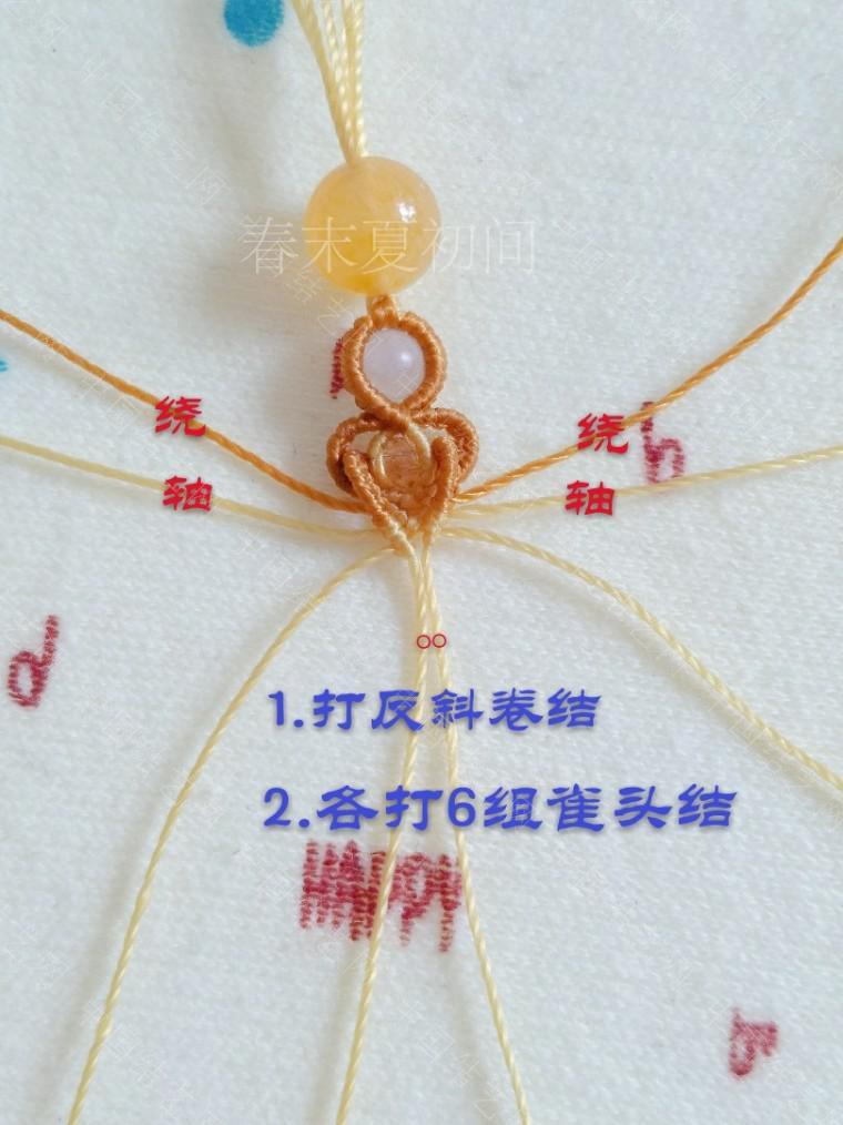 中国结论坛 凡素手绳 手绳怎么戴在手上图解,二根绳子编手绳简单,一根绳子怎么编手绳,手把件的绳如何编,一根绳子编手绳 图文教程区 182103kftwpxex4w4or4zm
