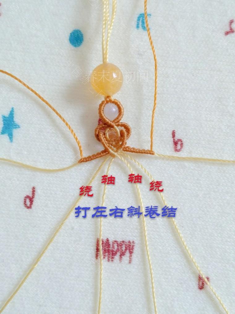 中国结论坛 凡素手绳 手绳怎么戴在手上图解,二根绳子编手绳简单,一根绳子怎么编手绳,手把件的绳如何编,一根绳子编手绳 图文教程区 182104ekyhxsz5sapxxjoy