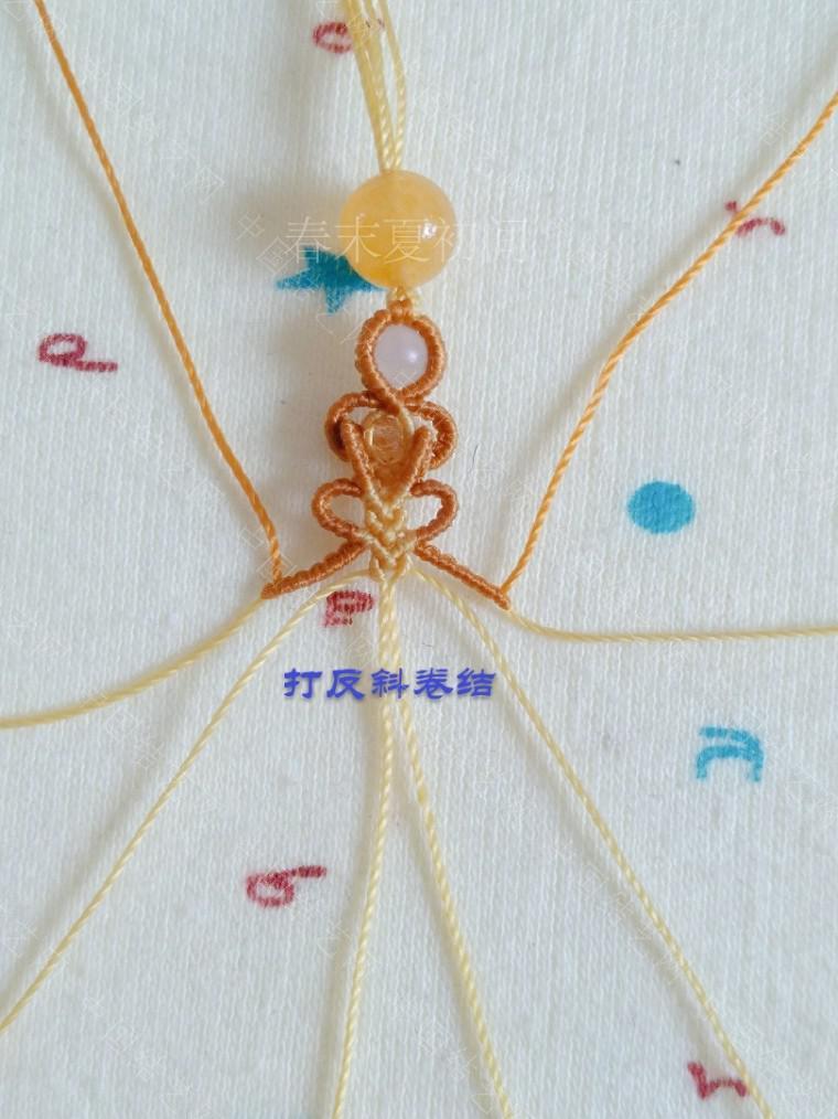中国结论坛 凡素手绳 手绳怎么戴在手上图解,二根绳子编手绳简单,一根绳子怎么编手绳,手把件的绳如何编,一根绳子编手绳 图文教程区 182107wrdfi1zuyc6iifid