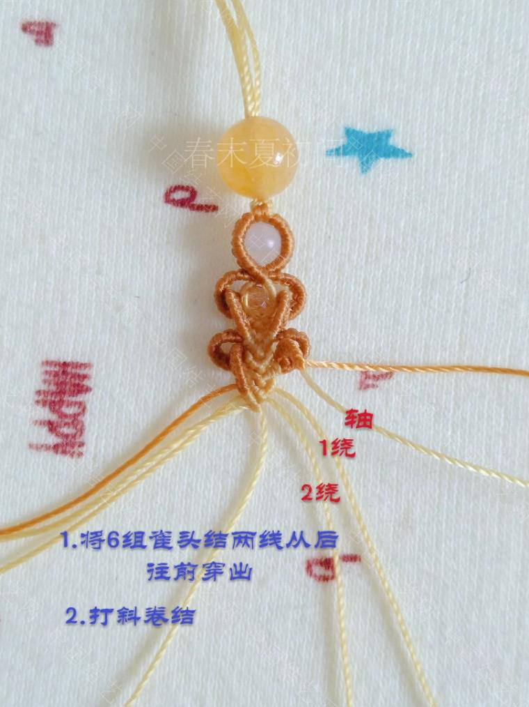 中国结论坛 凡素手绳 手绳怎么戴在手上图解,二根绳子编手绳简单,一根绳子怎么编手绳,手把件的绳如何编,一根绳子编手绳 图文教程区 182108twg5595ox59g5wx9