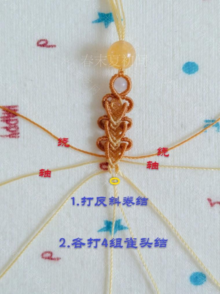 中国结论坛 凡素手绳 手绳怎么戴在手上图解,二根绳子编手绳简单,一根绳子怎么编手绳,手把件的绳如何编,一根绳子编手绳 图文教程区 182110zqjjeaye2anja7tj