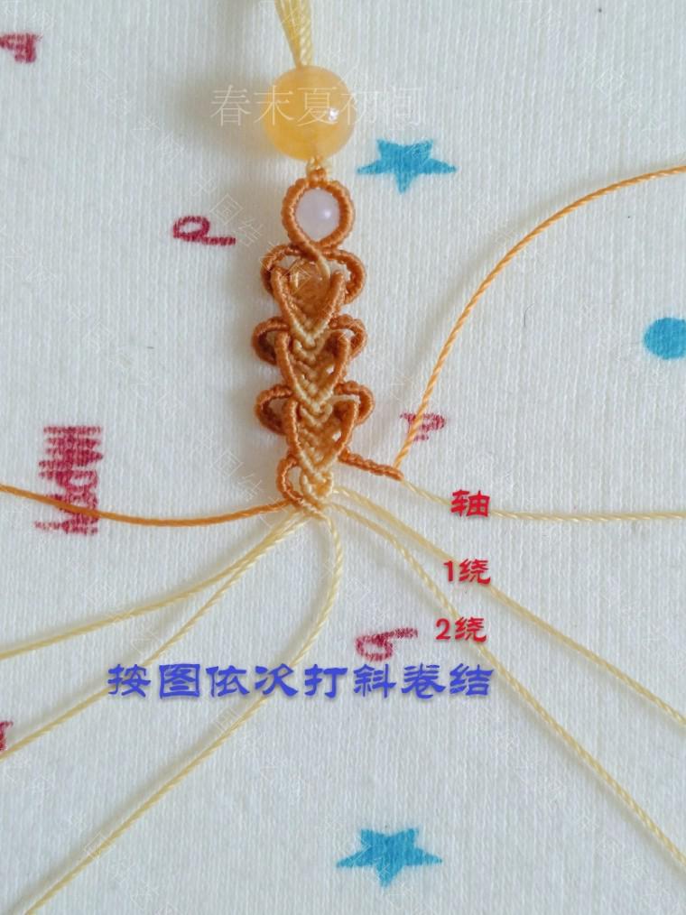 中国结论坛 凡素手绳 手绳怎么戴在手上图解,二根绳子编手绳简单,一根绳子怎么编手绳,手把件的绳如何编,一根绳子编手绳 图文教程区 182111p2k4lu3b5257hvzm