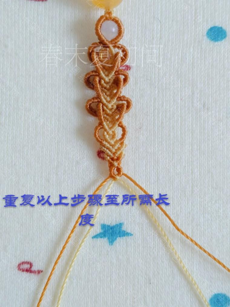 中国结论坛 凡素手绳 手绳怎么戴在手上图解,二根绳子编手绳简单,一根绳子怎么编手绳,手把件的绳如何编,一根绳子编手绳 图文教程区 182113g4jpnjsj4x62avn6