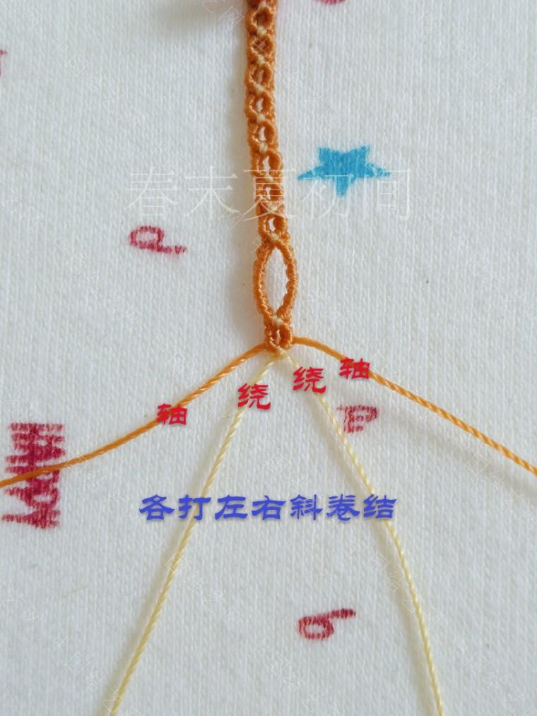 中国结论坛 凡素手绳 手绳怎么戴在手上图解,二根绳子编手绳简单,一根绳子怎么编手绳,手把件的绳如何编,一根绳子编手绳 图文教程区 182117qdr24mzbbthbr844