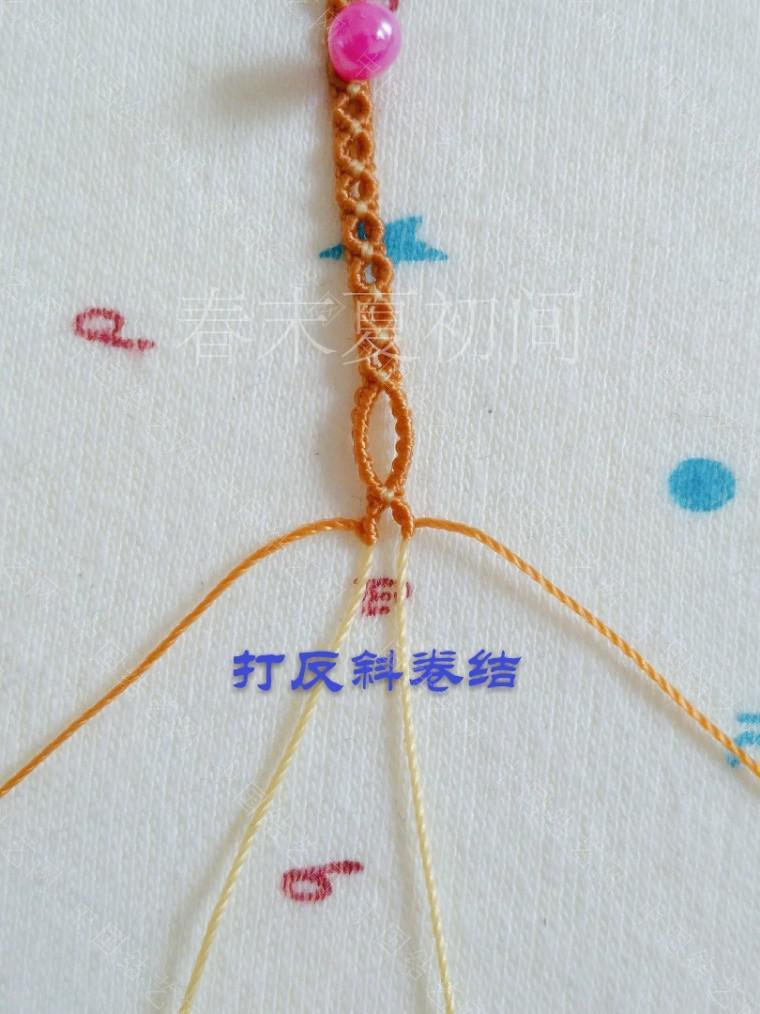 中国结论坛 凡素手绳 手绳怎么戴在手上图解,二根绳子编手绳简单,一根绳子怎么编手绳,手把件的绳如何编,一根绳子编手绳 图文教程区 182117rb9riizsryoz1rgs