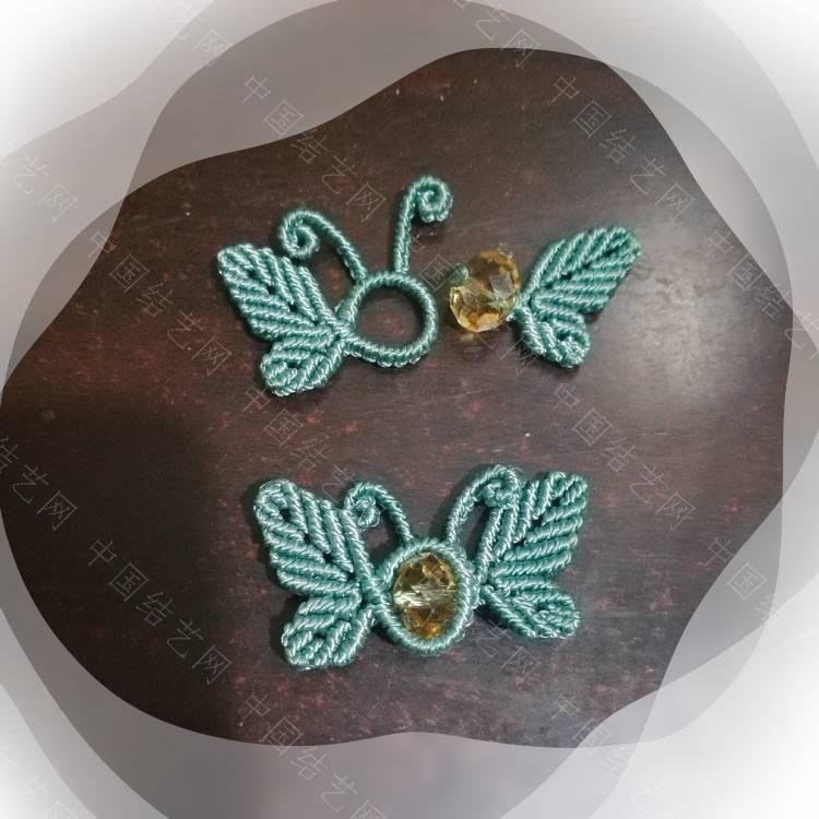 中国结论坛 两对蝴蝶扣子  作品展示 165446auyaojelrvaracco