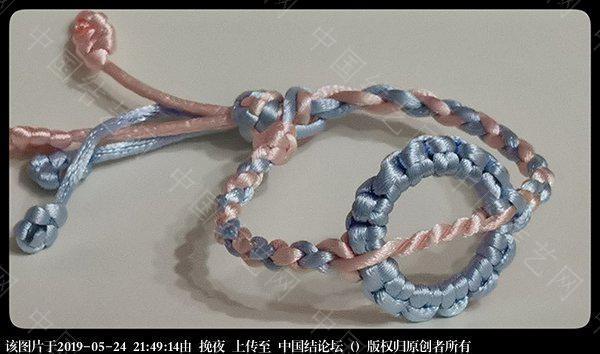 中国结论坛 随编手链 手链,二十四种手链编法,容易编的女生手链,一根单绳编手链,手链的编法大全 作品展示 212757pv1h0i2y1u0tg5f0