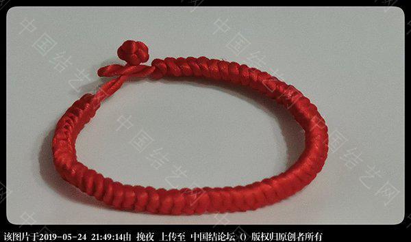 中国结论坛 随编手链 手链,二十四种手链编法,容易编的女生手链,一根单绳编手链,手链的编法大全 作品展示 212759yqel0czclktl0olt