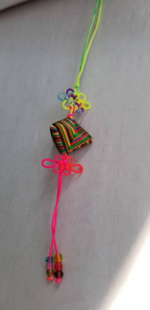 中国结论坛 粽子与手链  作品展示 162553nk0ymry36m62zmev