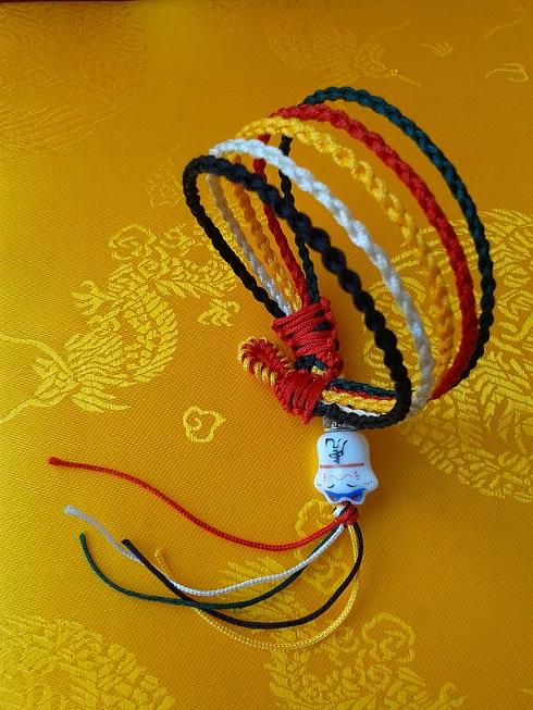 中国结论坛 端午又迎来高考,为考生编的五彩绳 端午,迎来,高考,考生,五彩 作品展示 113837tp3lwk1zk33j36eb