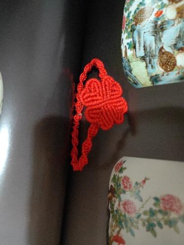 中国结论坛 四叶草手链  作品展示 155150imgxjzjzctttgwtk