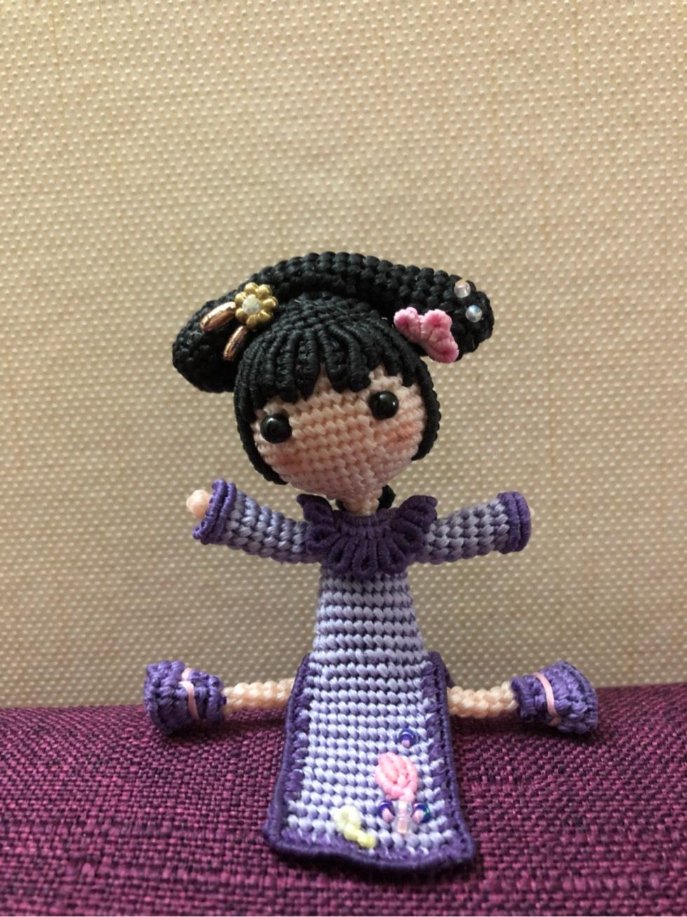 中国结论坛 「小公主」清装小格格  作品展示 174242waqwda23azaat2fa
