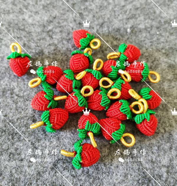 中国结论坛 花生 草莓 苹果  作品展示 163849t98t81528zae5lym