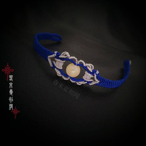 中国结论坛 本初~手绳  作品展示 182059l0l04wo6348968wt