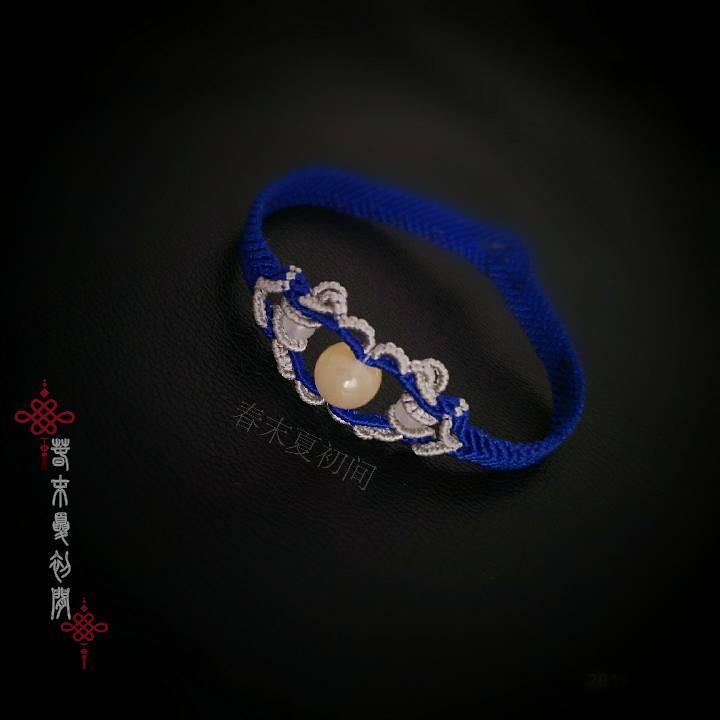 中国结论坛 本初~手绳  作品展示 182101c3jif5t57xthhis3