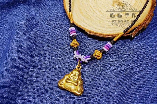 中国结论坛 一款项链绳  作品展示 194040fozlwhkbkbobkk81