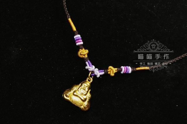 中国结论坛 一款项链绳  作品展示 194041yav655myfz5mvo8a