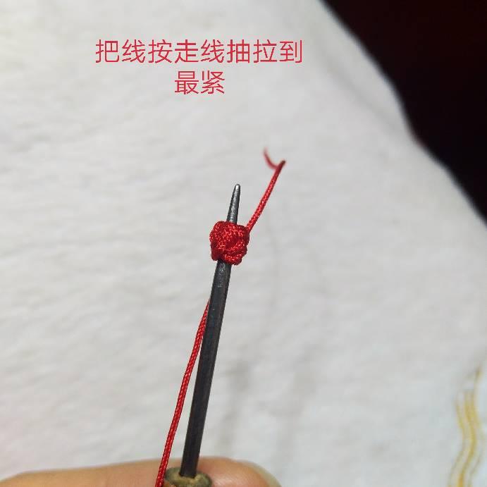 中国结论坛 小菠萝球解决废线  图文教程区