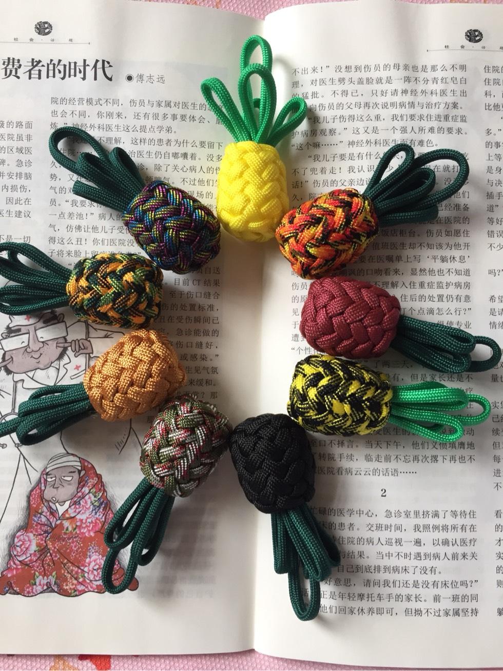 中国结论坛 菠萝挂饰。 挂饰,幼儿园挂饰吊饰手工图,简单又漂亮的挂饰手工,凤梨和菠萝的区别,手工挂饰 作品展示 164211r9z0v6hwjvqhh00v