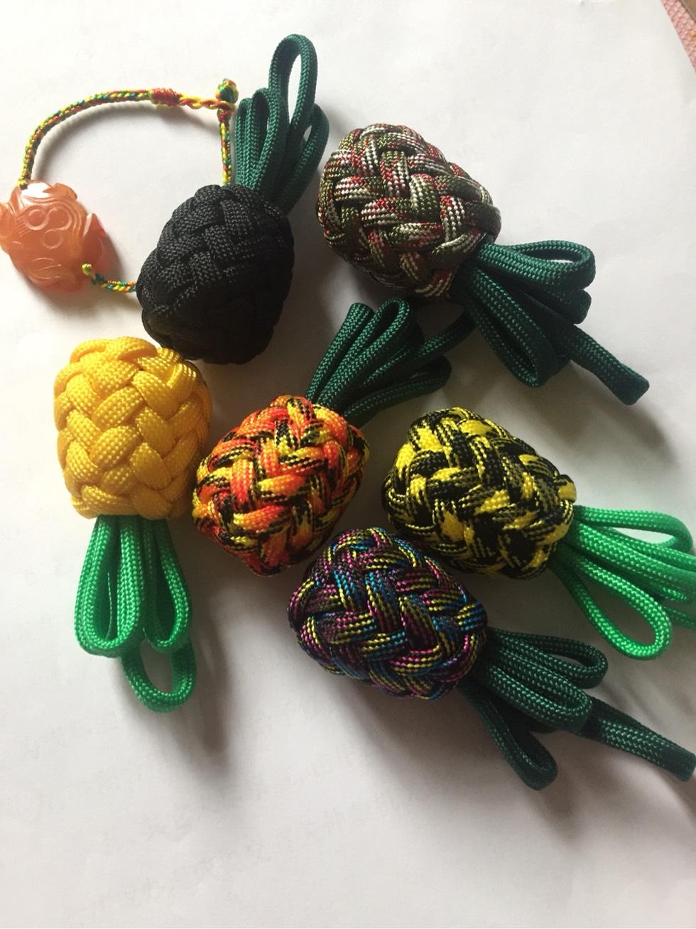 中国结论坛 菠萝挂饰 挂饰,菠萝,简单又漂亮的挂饰手工,幼儿园挂饰吊饰手工图,手工挂饰 作品展示 170547gegsh9966hstw9zg
