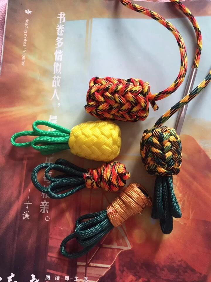 中国结论坛 菠萝挂饰 挂饰,菠萝,简单又漂亮的挂饰手工,幼儿园挂饰吊饰手工图,手工挂饰 作品展示 170549ddgzy8omum8k4gdz