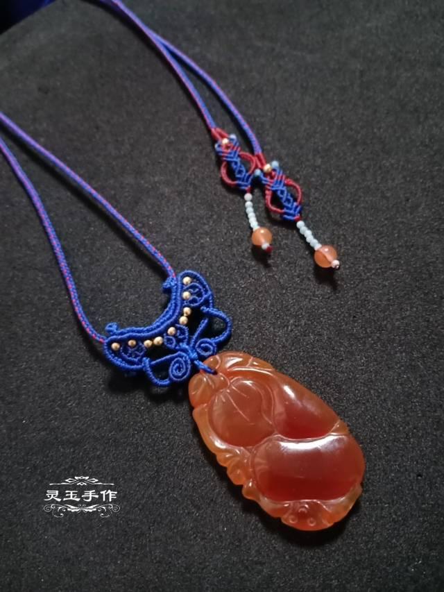 中国结论坛 福禄寿项链  作品展示 102040o6xdeuyok6iepsyx