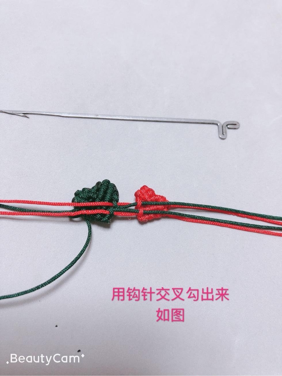 中国结论坛 心心相印手链(知否知否,应是绿肥红瘦)  图文教程区 091017dmb0b6tztqun5tgs