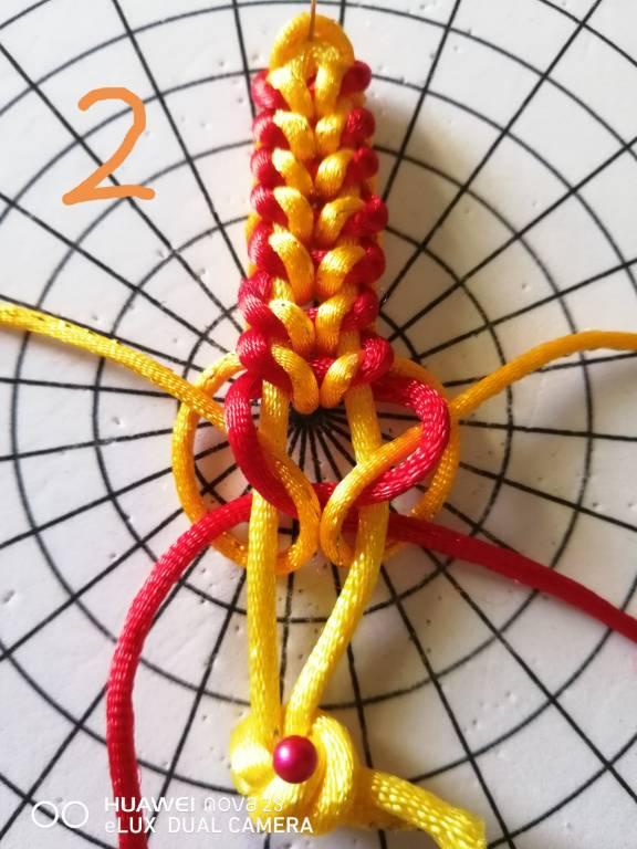 中国结论坛 一款手绳,简单的教程  图文教程区 101402o67ht9aatm7y0m97