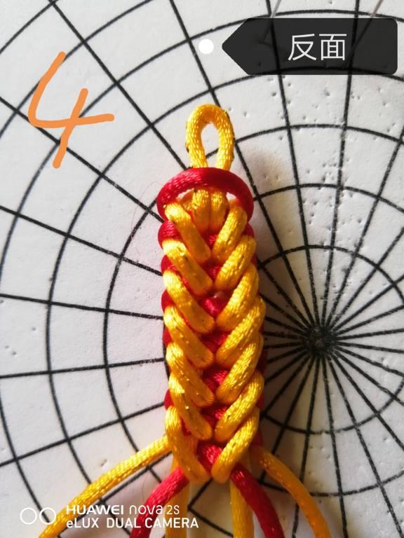 中国结论坛 一款手绳,简单的教程  图文教程区 101403r7t6y4b4t1tl6e1y