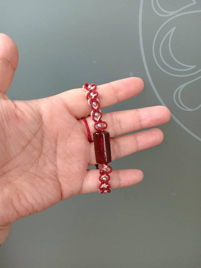 中国结论坛 血珀蜜蜡心形手绳和两款富足福禄手绳  作品展示 154213nm767ofnq0u02kkq