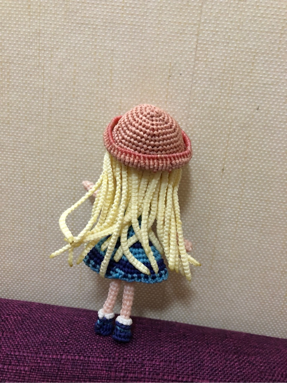 中国结论坛 「小公主」戴帽子小女孩  作品展示 100908otwgosoicvgm70oo