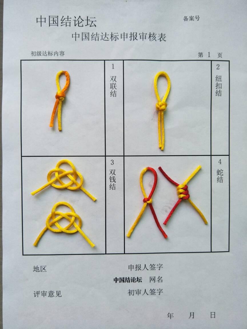 中国结论坛 王桂芹     初级达标申请  中国绳结艺术分级达标审核 163814wvnhs3nksovh5ep3