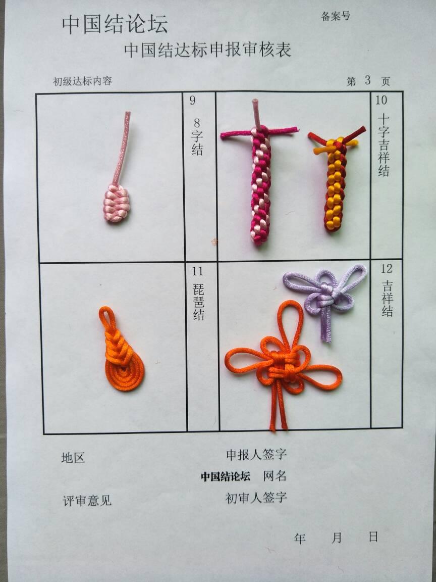 中国结论坛 王桂芹     初级达标申请  中国绳结艺术分级达标审核 163816s00szs0ssslqgksp