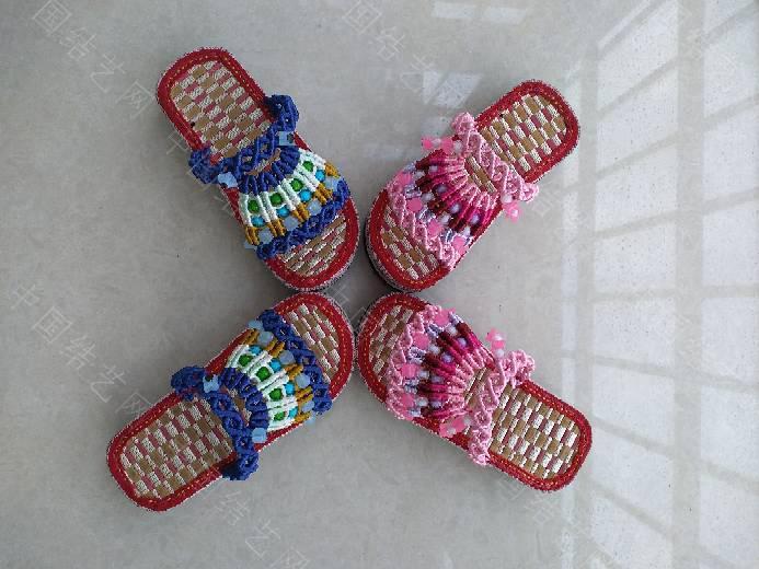 中国结论坛 串珠童趣拖鞋  作品展示 144028t9zl9zhqzlzlgqk9