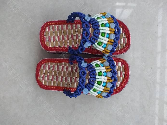 中国结论坛 串珠童趣拖鞋  作品展示 144029wn4t6ooto611eo4y