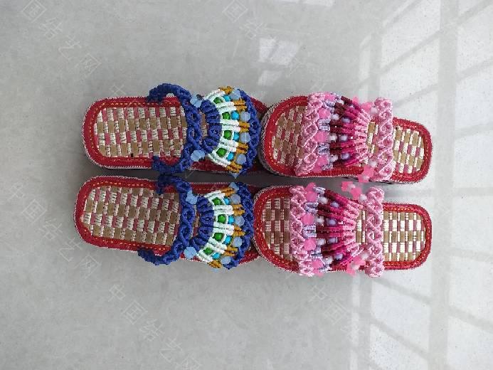 中国结论坛 串珠童趣拖鞋  作品展示 144031f4tkjb4r5frz244b