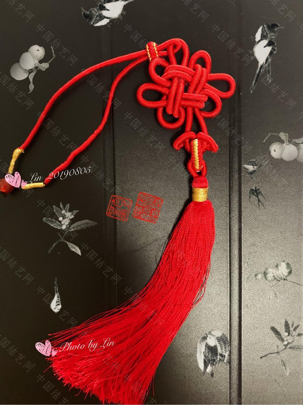 中国结论坛 吉祥结挂饰  作品展示 122603fc434el6t3mtcl63
