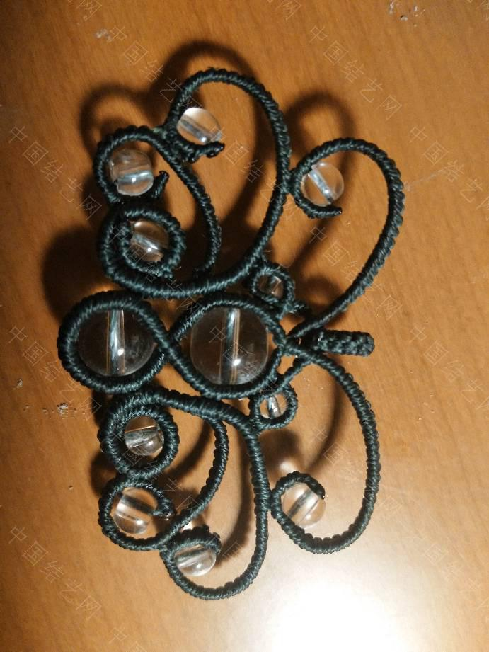 中国结论坛 仿囡绳的蝴蝶,很喜欢,感谢分享  作品展示 234114xg4jf44fcp4qp1t8