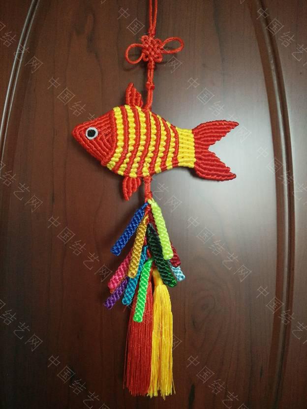 中国结论坛 我编的鲤鱼  作品展示 141641rcgegc0mzglg67c6