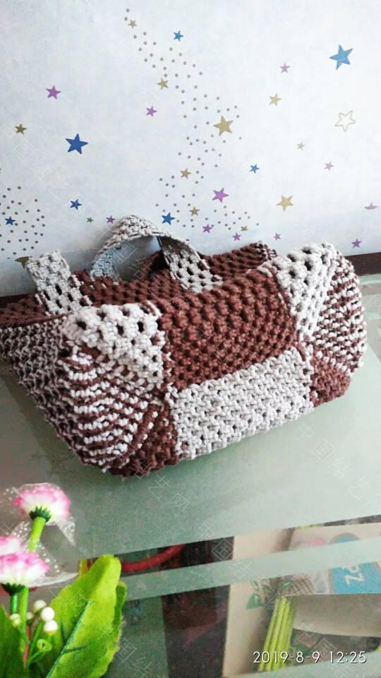 中国结论坛 双色平结袋子  作品展示 124048tujytdil9iaq727q