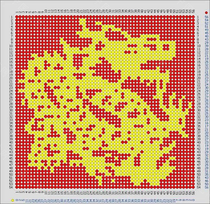 中国结论坛 不太成熟的字版  作品展示