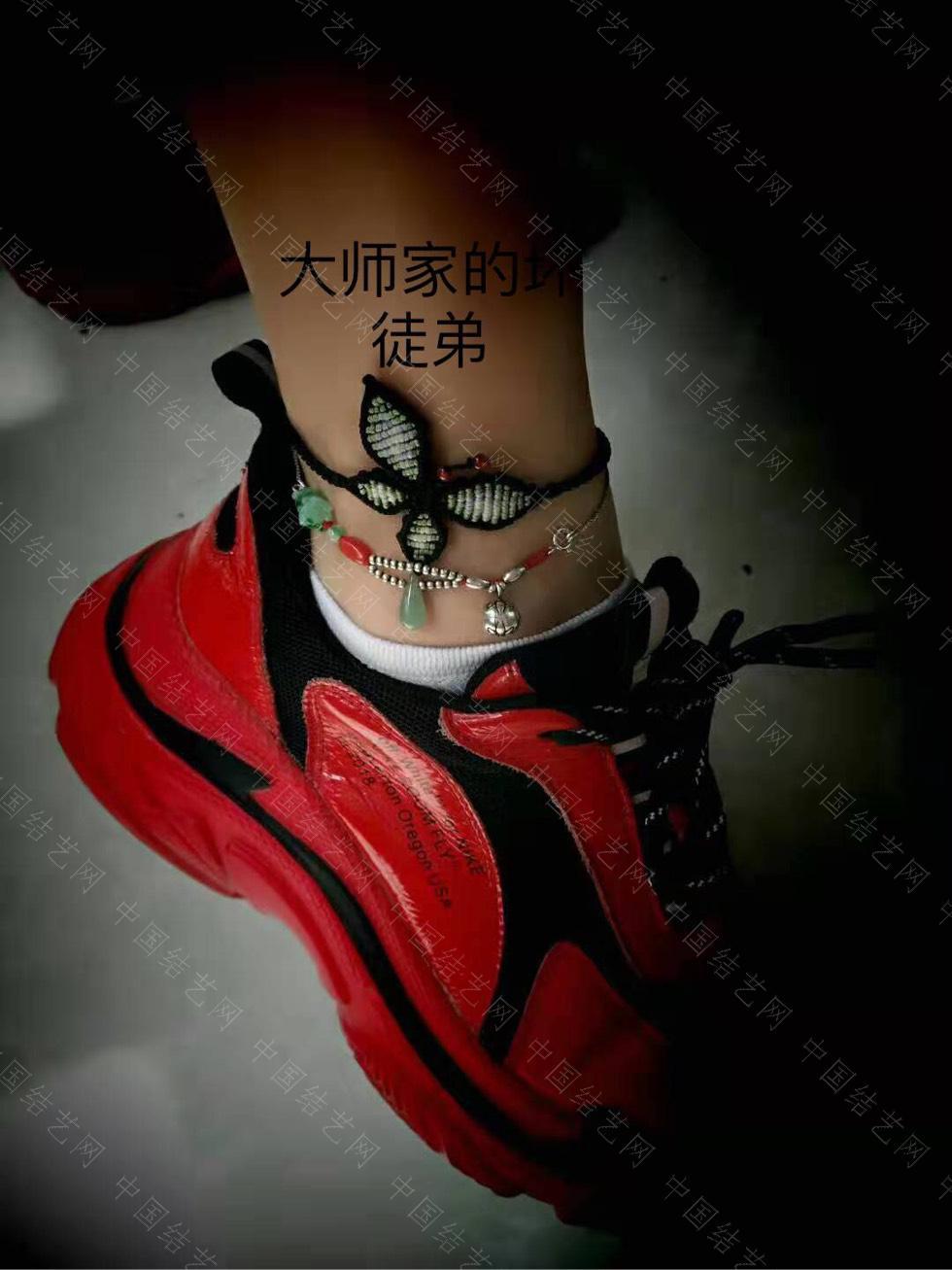 中国结论坛 脚链 脚不要随便戴红绳,为什么说尽量不戴脚链,女孩子为啥不能戴脚链,戴脚链的禁忌 作品展示 075032pzvgvswykv2hc7vk
