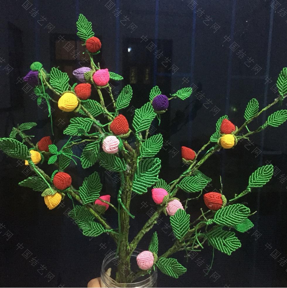 中国结论坛 桃树,给点颜色你看…  作品展示 204337wm3sxgqzb3xlbwxj
